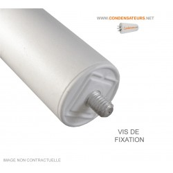 Condensateur 15 µF