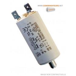 Condensateur de démarrage 1.25µf 450V COSSES
