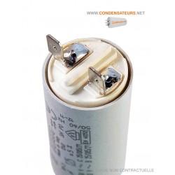 Condensateur démarrage1.25µf 450V COSSES