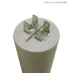 Condensateur démarrage 14µf cosses