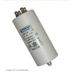 Condensateur de démarrage 40µF cosses