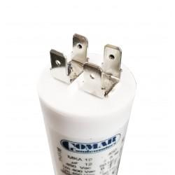 Condensateur,12,µF,cosses,450V,permanent