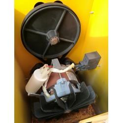 Condensateur moteur bétonnière ALTRAD MIX125