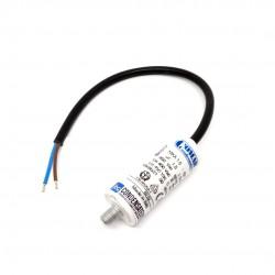 Condensateur permanent 1.5µf à cable pour moteur électrique