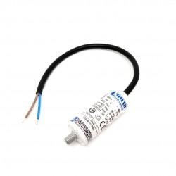 Condensateur permanent 4µF à câble pour moteur électrique