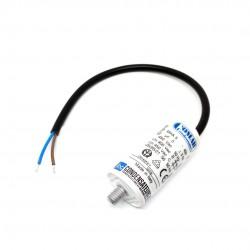 Condensateur permanent 5µF à câble pour moteur électrique