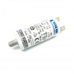 Condensateur permanent 3,5µF à cosses pour moteur électrique