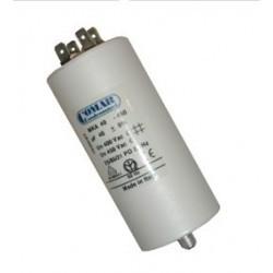 Condensateur 31.5µf, 31.5mf, 31.5 microfarads 450V COSSES